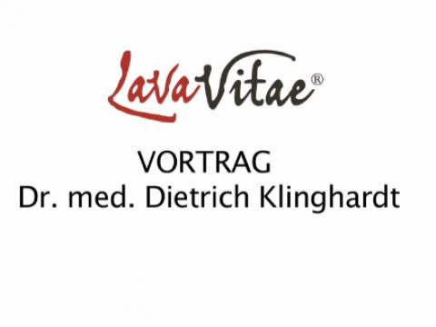 Dr. Dietrich Klinghardt bei LavaVitea Quecksilberauswirkungen